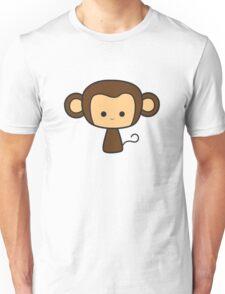 Happy Monkey Unisex T-Shirt