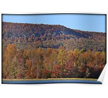 Autumn Cropping Poster