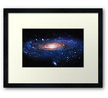 universe art Framed Print