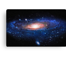 universe art Canvas Print
