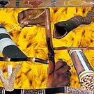 Didgeridoo's by the dozen by mickmci