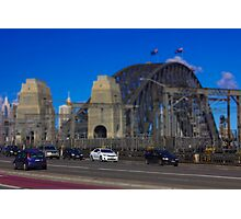 Cahill Expressway Photographic Print