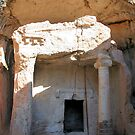 Lycian Tomb - 4th Century BC by taiche