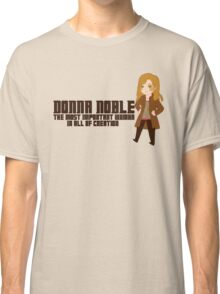 Donna Noble Classic T-Shirt
