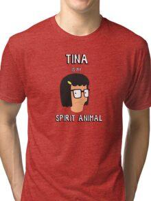 My Spirit Animal Tri-blend T-Shirt