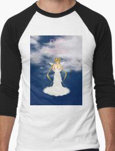Peace & Serenity Men's Baseball ¾ T-Shirt
