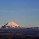 Mount McCloughlin Above the Fog by ShutterlyPrfct