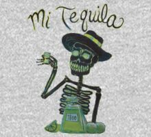 Day of the Dead Mi Tequila by HCalderonArt