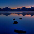 Sunrise Blue by JamesA1