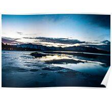 Winter  South Lake Tahoe Poster