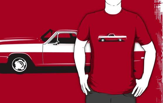 Chevrolet El Camino by ghost650