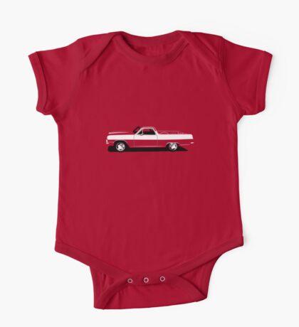 Chevrolet El Camino One Piece - Short Sleeve