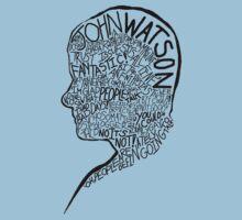 The Essential John Watson. T-Shirt