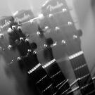 Fender Guitar by mariajanae
