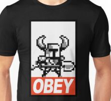 Shovel Knight (OBEY) Unisex T-Shirt