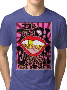 The Electric Mayhem Band - The Lost Concert Poster Tri-blend T-Shirt