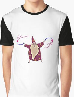 Poi Wizard  Graphic T-Shirt
