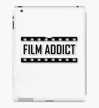 Film Addict! iPad Case/Skin