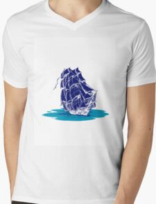 Ship safe sailing in T-shirts, stickers and iPhone/iPod cases  T-Shirt