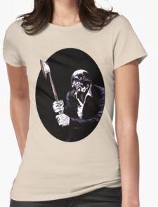 Bastard's Got A Hatchet Womens Fitted T-Shirt