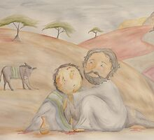The Good Samaritan by Rosie Harriott