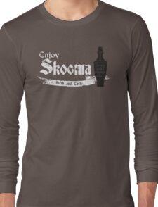 Enjoy Skooma Long Sleeve T-Shirt