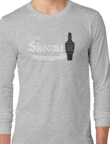 Enjoy Skooma Long Sleeve T-Shirt