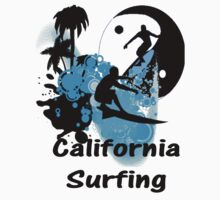 California Surfing by Delights