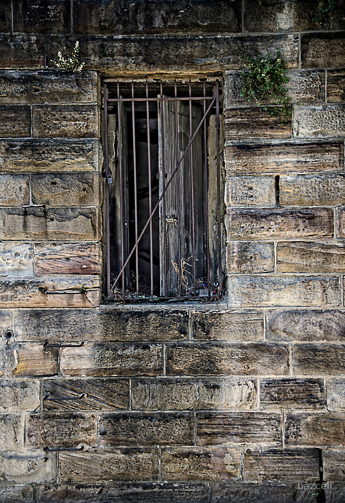 What's Behind the Door Behind the Window? by bazcelt