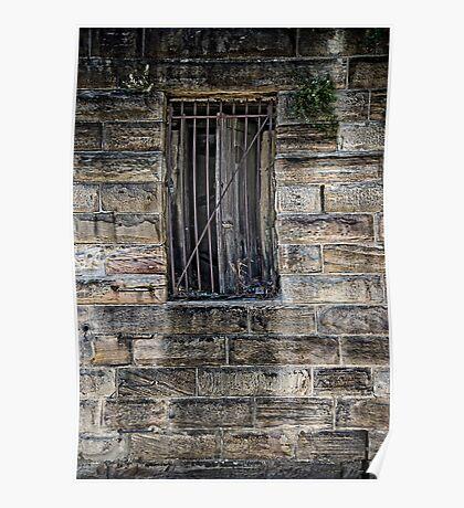 What's Behind the Door Behind the Window? Poster