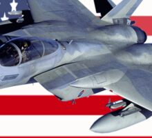 F-15 Eagle Sticker