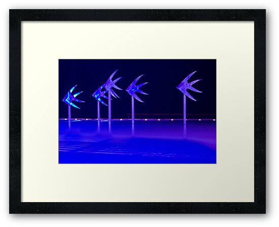 """Nightfall At The Lagoon"" by Phil Thomson IPA"