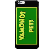 Vamonos Pets iPhone Case/Skin
