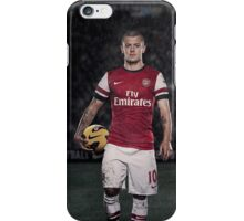 Jack Wilshere iPhone Case/Skin