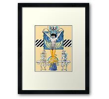 On 5th Avenue Framed Print