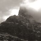 Cloudy Peak by Kathi Arnell