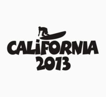 2013 California Surfing by theshirtshops