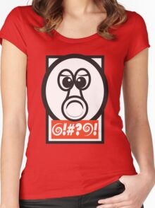QBEY! Women's Fitted Scoop T-Shirt