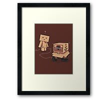 Stealth Style Framed Print