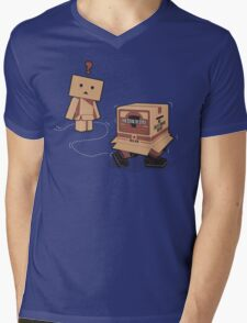 Stealth Style Mens V-Neck T-Shirt