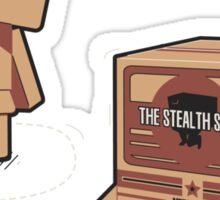 Stealth Style Sticker
