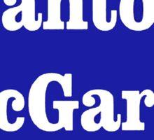 Matt Santos for the West Wing - 2016 Sticker