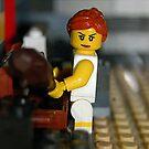 Lego Lady by SophieGorner7