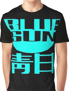Firefly: Blue Sun for Dark Backgrounds Graphic T-Shirt