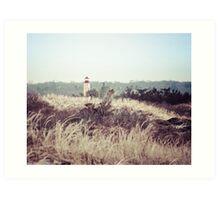 Sandy Neck Lighthouse, Barnstable, Cape Cod Art Print