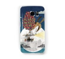 Flying Bicycle Samsung Galaxy Case/Skin