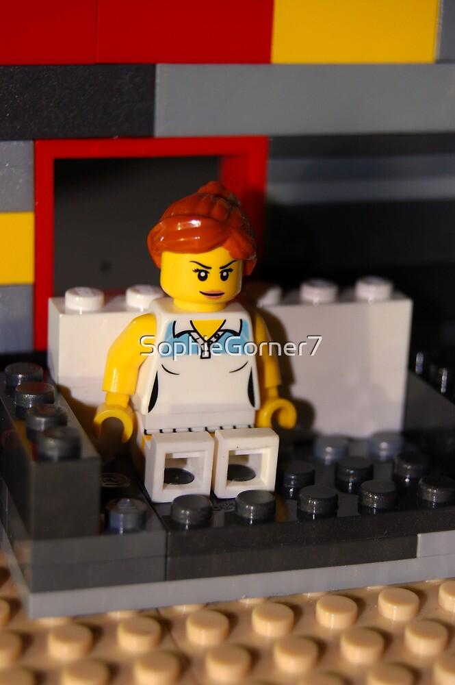 Lego Woman by SophieGorner7