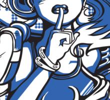 Sonic Hair (2012) Sticker