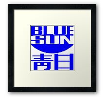 Firefly: Blue Sun Corporate Logo Framed Print