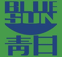 Firefly: Blue Sun Corporate Logo One Piece - Short Sleeve